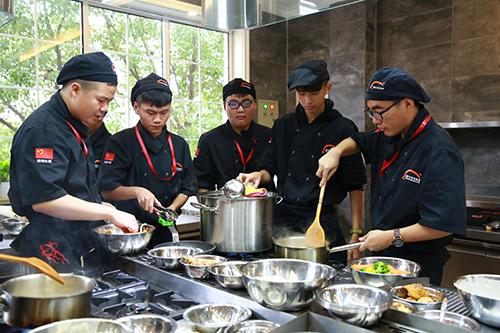 西餐烹饪_没基础能学西餐吗_上海新东方烹饪学校【官网】